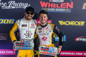 Alon Day and Florian Venturi on pole position in Italy