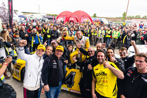 Alon Day makes it a perfect weekend for CAAL Racing