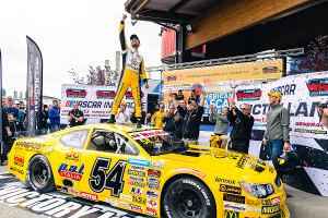 Alon Day returns to dominant form at Franciacorta